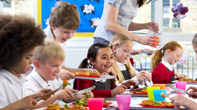 New allergy guidelines recommend against food bans in schools