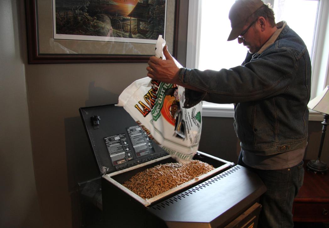 Alaska village turns to biomass heating for cheaper energy