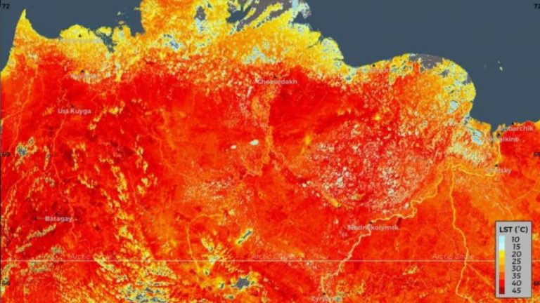 2020 shaping up to be among warmest years on record says WMO