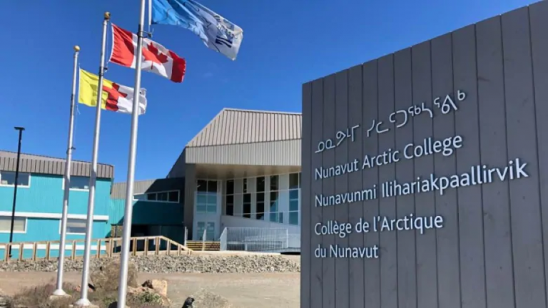 College in Arctic Canada cancels training program for Inuktitut-speaking teachers this fall