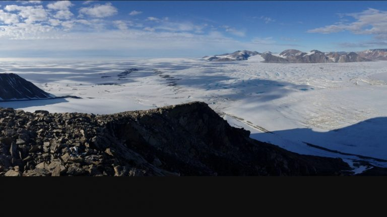 Canada's last fully intact ice shelf collapses in Arctic