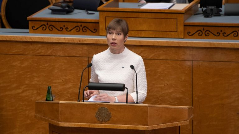 Estonia ready to contribute to global climate fight through Arctic Council if observer application approved, says president