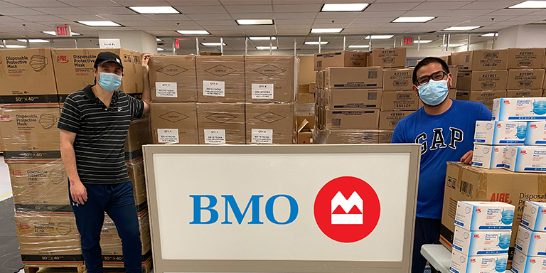 BMO donates personal protective equipment to Inuit communities across Canada