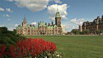 مقرّ البرلمان الكندي في اوتاوا/Radio-Canada