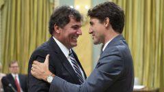 خلال التعديل الوزاري الأخير في كندا كلف جوستان ترودو رجل ثقته دومينيك لوبلان بحقيبة العلاقات الحكومية والتجارة الداخلية/الصحافة الكندية