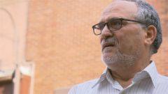 محمّد لعبيدي الرئيس السابق وعضو مجلس الادارة الحالي في المركز الاسلامي في كيبيك/Radio-Canada