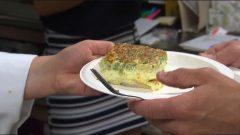 العديد من المقيمين في مراكز الإيواء يطالبون بغذاء نباتي في مونتريال وعددهم في تزايد - Radio Canada