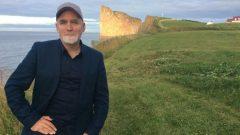 François Cormier, fondateur et directeur artistique du Festival international de cinéma Les Percéides.