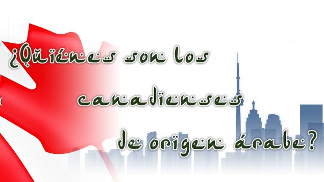 Canadienses de origen Árabe
