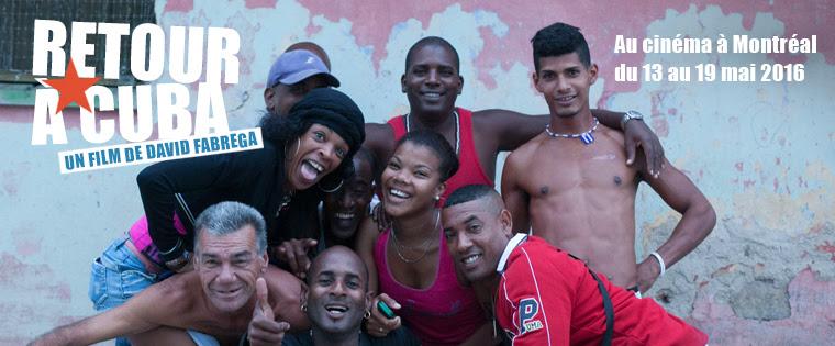 Volver a Cuba, un documental de David Fábrega.