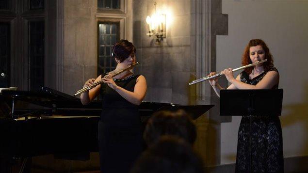Flauta latinoamericana: con aires de éxito en Toronto