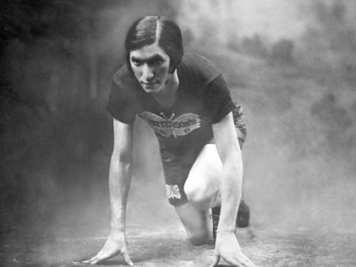 """•Fanny """"Bobbie"""" Rosenfeld (1904-1969), una inmigrante rusa que murió en Toronto y se hizo conocer por haber ganado una medalla olímpica en atletismo en los Juegos Olímpicos de 1928 (Foto: Banque du Canada)"""