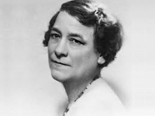 Idola Saint-Jean (1880-1965), una periodista, feminista y pionera de la lucha por el derecho al voto de las mujeres (Foto: Banque du Canada)