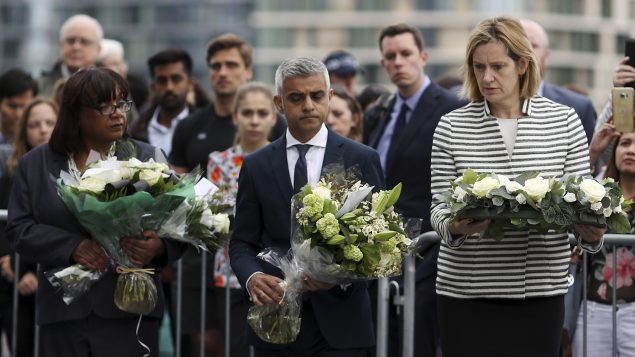 Policía británica frustra planes terroristas para asesinar a May