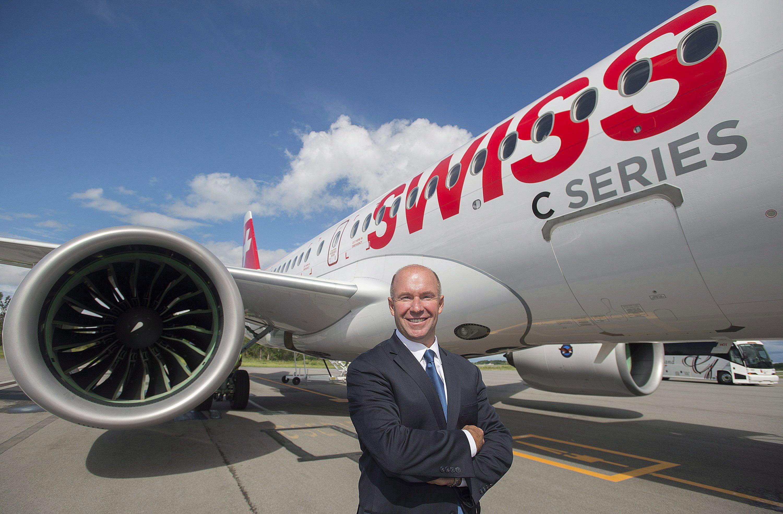 Victoria de Bombardier en venta de sus CSeries en EEUU