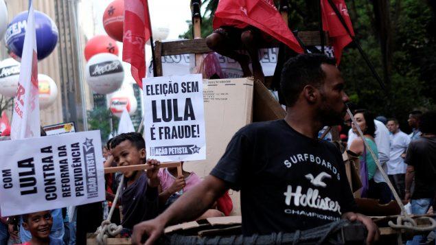 Lula Da Silva asegura que dará batalla hasta el final — Brasil