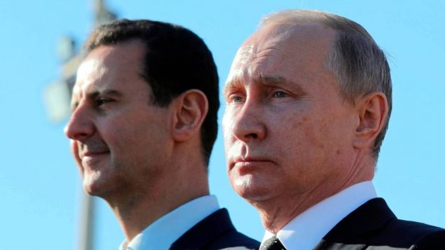 La respuesta de Siria tras el ataque: