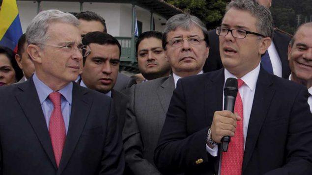 Venezuela no puede ser garante en diálogos de paz — Presidente colombiano