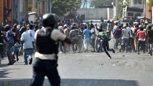 Protestas en Haití aumentan la tensión entre las masas