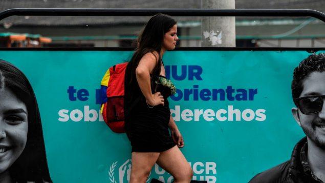 Acnur pidió protección internacional para venezolanos que están fuera de país