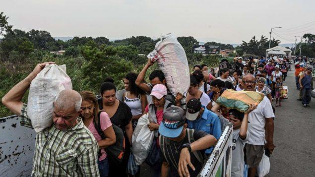 La mayoría de los venezolanos que huyen necesitan protección como refugiados — Acnur