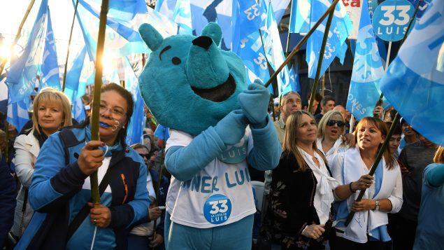 Resultado de imagen para partido nacional uruguay