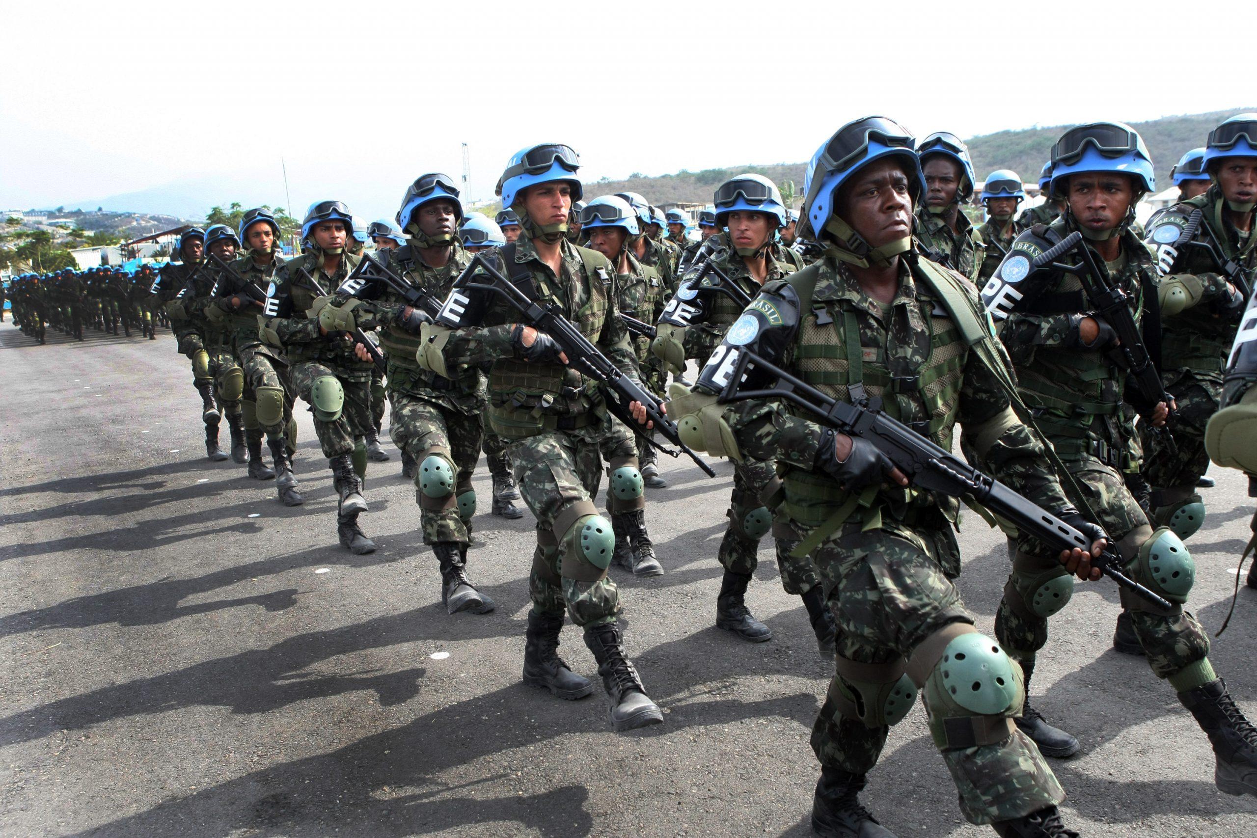 Chile indagará militares por abuso sexual Haití