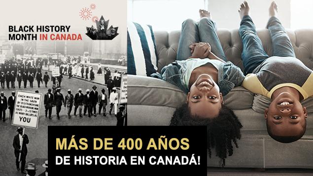Mes de la historia de los Negros en Canadá