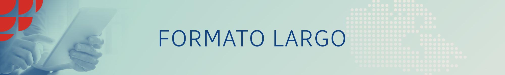Formato Largo