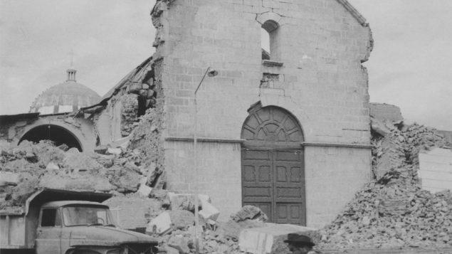 El día en que tembló la tierra en Perú y se cayó el Huascarán