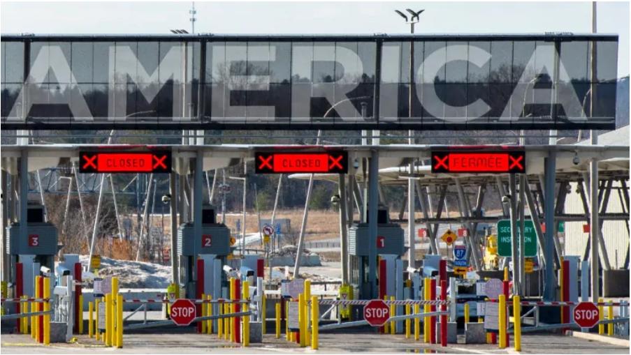 La frontera entre Canadá y Estados Unidos continuará cerrada – RCI   Español