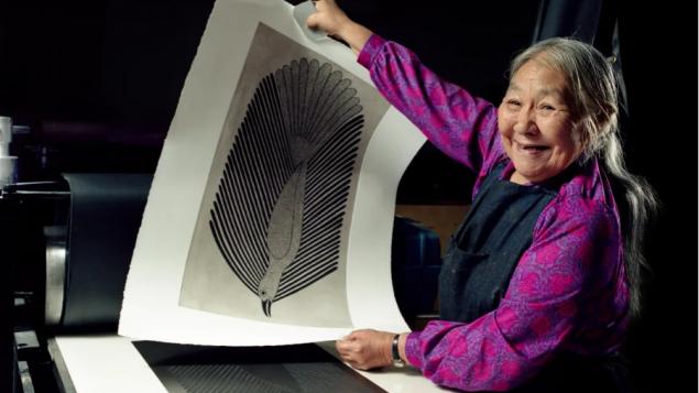 Hallan un tesoro de arte inuit en una casa en ruinas de Detroit
