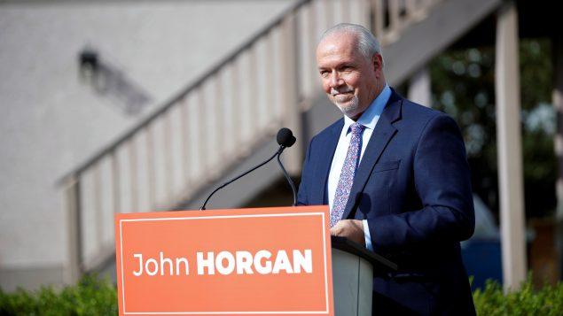 Columbia Británica acudirá a las urnas el 24 de octubre