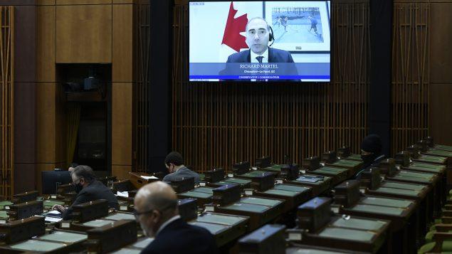 Pandemia: un parlamento híbrido es menos costoso para el contribuyente