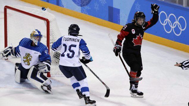 Canadá abrirá el Campeonato Internacional de Hockey Femenino contra Finlandia