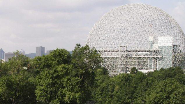 Nuevo comienzo para uno de los iconos de Montreal, la Biosphère