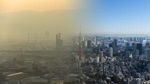 El confinamiento no redujo la contaminación del aire tanto como se esperaba