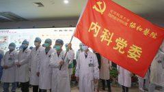 تأكدت إصابة 5.974 شخصاً بفيروس كورونا في الصين توفي منهم 132 بحسب آخر حصيلة في 29 كانون الثاني يناير. ومعظم الضحايا في مدينة ووهان التي تقع في مقاطعة هوباي، بؤرة المرض - Cheng Min/ Xinhua via AP
