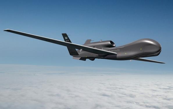 The Polar Hawk. Northrop Grumman.