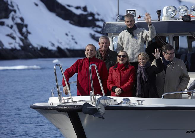 Diplomats at a 2011 Arctic Council ministerial meeting in Nuuk, Greenland. Are ongoing discussions about an Arctic 'Cold War' destracting the public from more pressing northern issues? (Ulrik Bang, Scanpix, AFP)