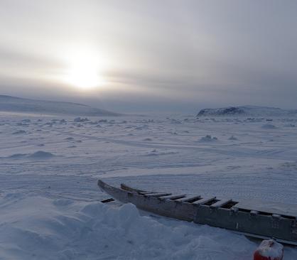 Baffin Island, Nunavut. Photo: Eilís Quinn.