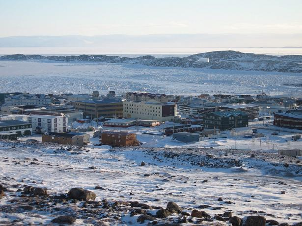 Iqaluit, the capital city of Canada's eastern Arctic territory of Nunavut. Melting permafrost in Canada's western Arctic has already caused building problems. Now Canada's eastern Arctic wants to get prepared.Photo: The Canadian Press