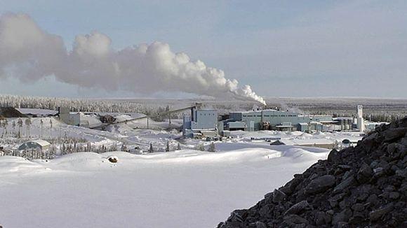 Agnico-Eagle's gold mine in Kittilä. Image: Jarmo Honkanen / Yle