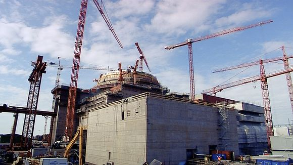 Olkiluodon 3 Reactor. Image: Yle