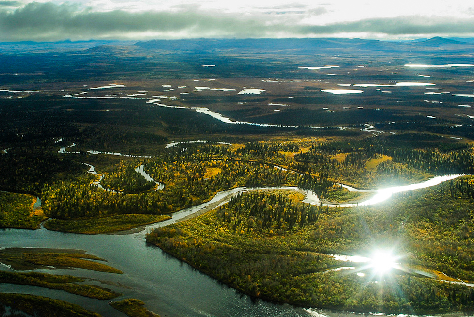 Mulchatna River, in Bristol Bay's Nushagak watershed, is a river that could be impacted by development of the Pebble deposit. Photo: EPA. Alaska Dispatch