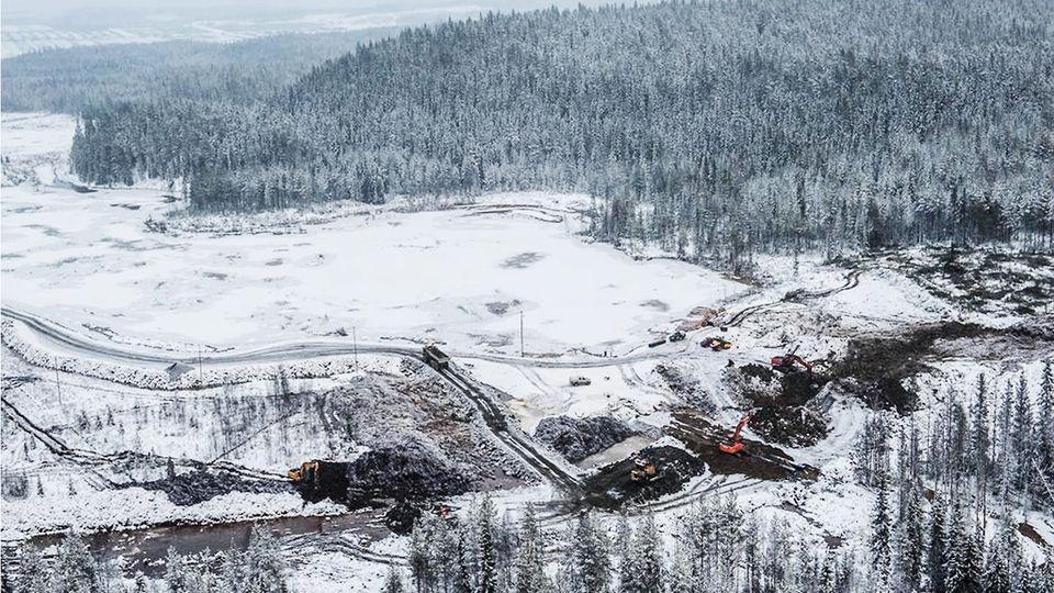Talvivaara has brought back a familiar face to deal with its crisis. Image: Talvivaara. yle.fi