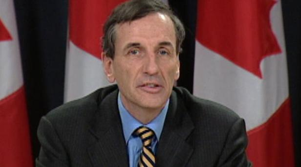 Canada's environment commissioner Scott Vaughan released his report this week. (CBC)