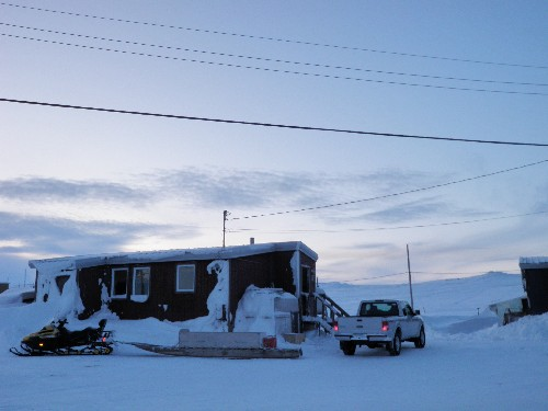 House Clyde River