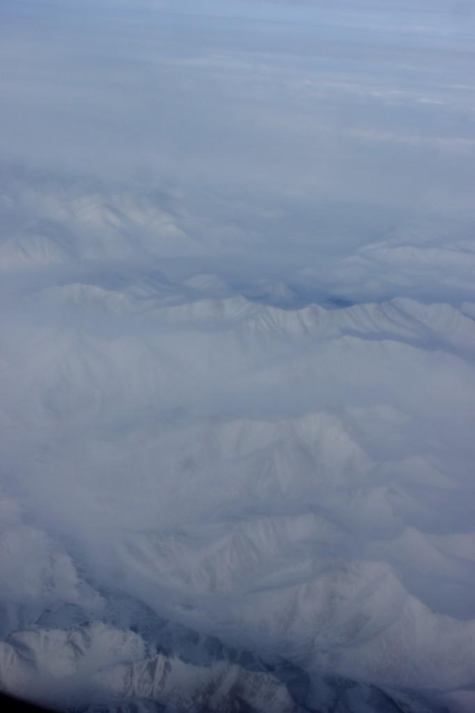 The Chukotsky Mountains. (c) Mia Bennett.