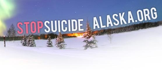 Stop Suicide Alaska web site